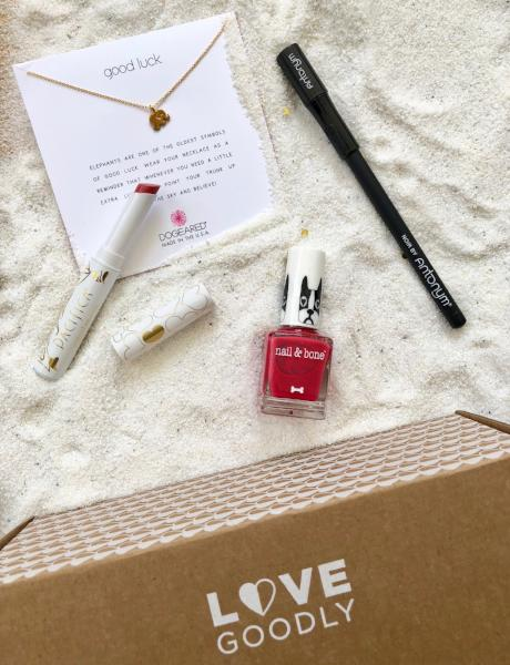 Love Goodly June/July 2018 Box