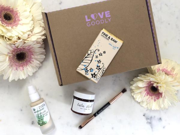 Love Goodly February/March 2019 Box