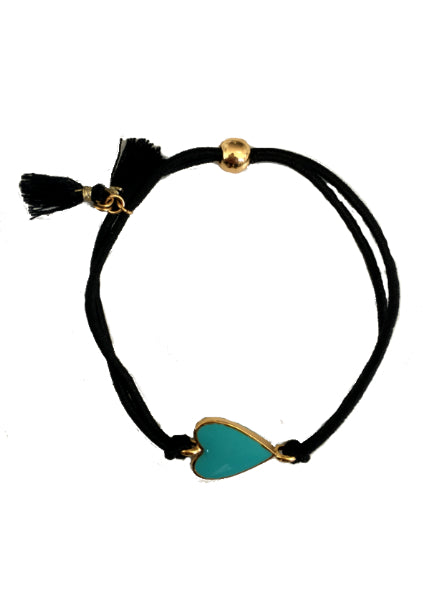 Exclusive Gemtye x LOVE GOODLY Turquoise Heart