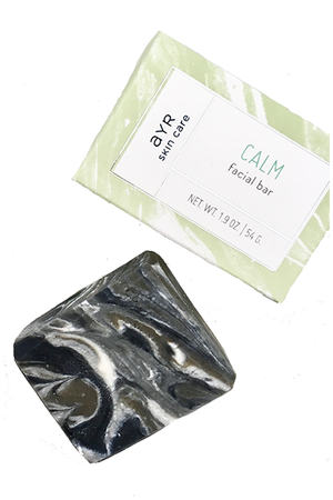 Ayr Skincare Mini Calm Facial Bar