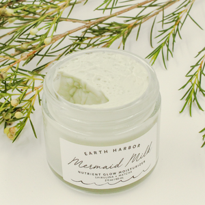 Earth Harbor Mermaid Milk Nutrient Glow Moisturizer
