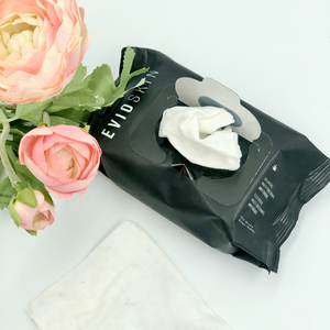Evio Skin Cleansing Wipes