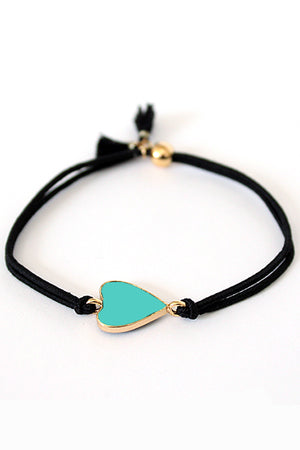 Exclusive Gemtye x LOVE GOODLY Heart Tie/Bracelet