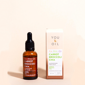 You & Oil Carrot Broccoli Chia Superfood for Skin