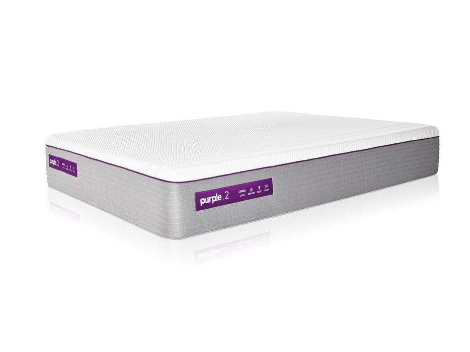 The Purple 2 Hybrid Mattress