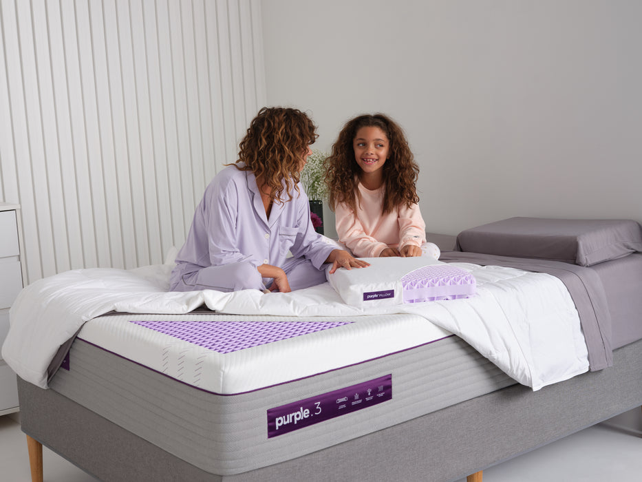 The Purple 3 Hybrid Premier Mattress