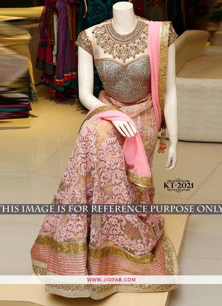 Beautiful Designer Lehenga Choli With Duppatta