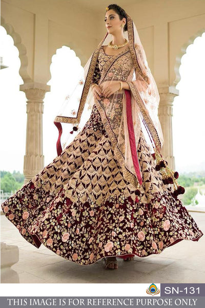 Latest Indian Wedding Lehenga