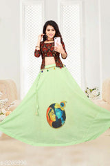 Misa Trendy Women's Lehenga Vol 18