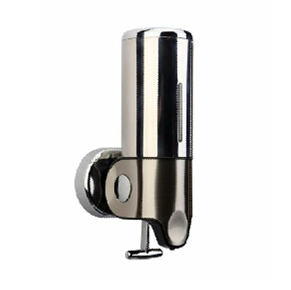 ELISA Wall Mounted Dispenser Stainless Steel