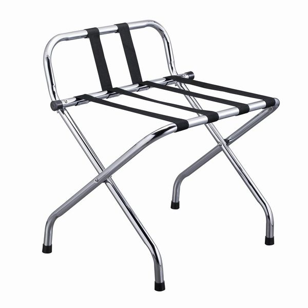 Luggage Stand Chrome