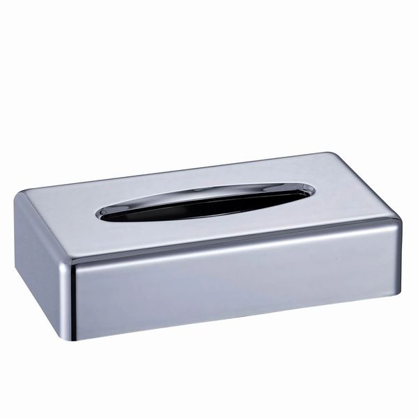 OBLONG Tissue Dispenser CHROME