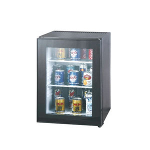 Hotel Absorption Minibar 40L with Glass Door