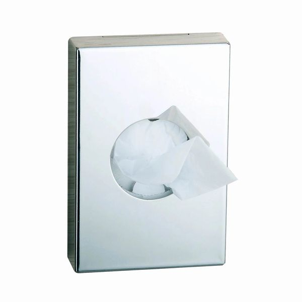 Hygiene Bag Dispenser 304 SS Mirror