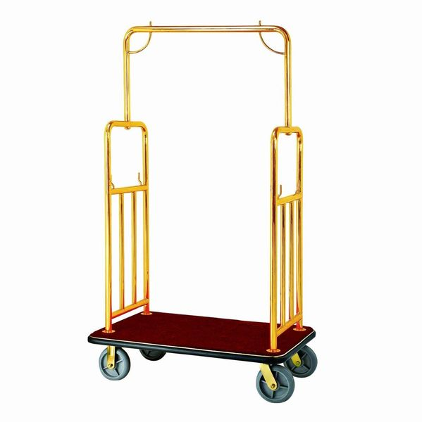 Luggage Trolley Gold