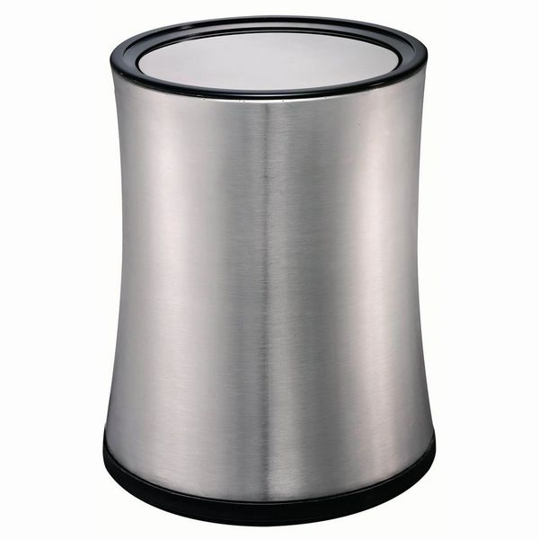 SLIM Room Bin CHROME