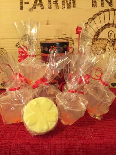 Goldfish Soap Pack of 10 - Party Favors Goldfish - Fish in Soap - Artisan Finds