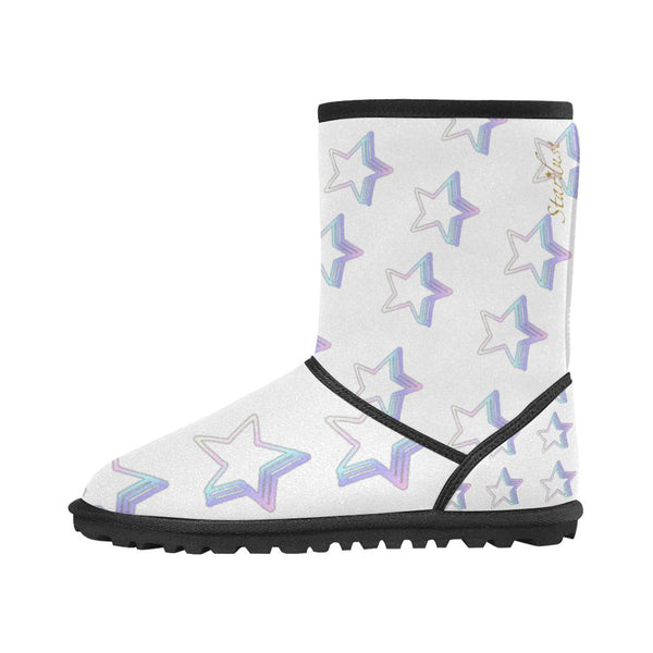 Starlight White Snow boots-[stardust]
