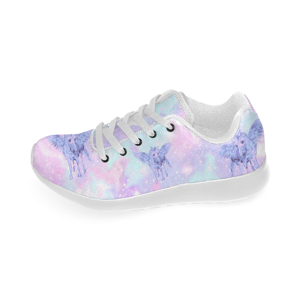 Galaxy Unicorn Sneakers-[stardust]