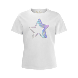 Starlight, Eco Friendly Soft T-Shirt-[stardust]