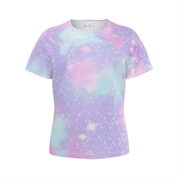 Galaxy, Eco Friendly Super soft T-Shirt-[stardust]