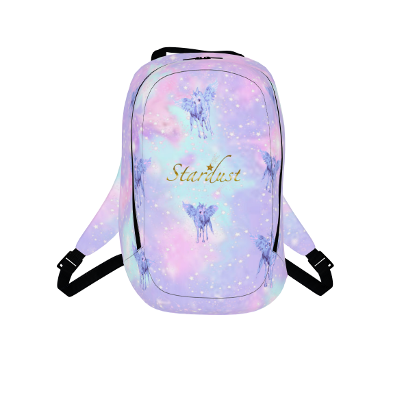 Stardust Unicorn Galaxy Backpack-[stardust]