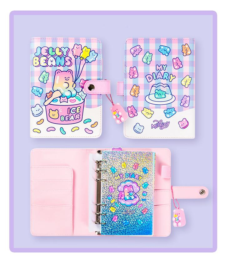 Ice Cream Bears & Jelly Beans Planner