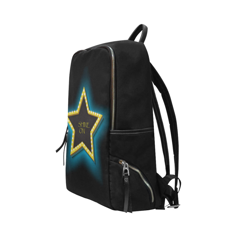 SHINE ON, Stylish School and Travel Bag-[stardust]