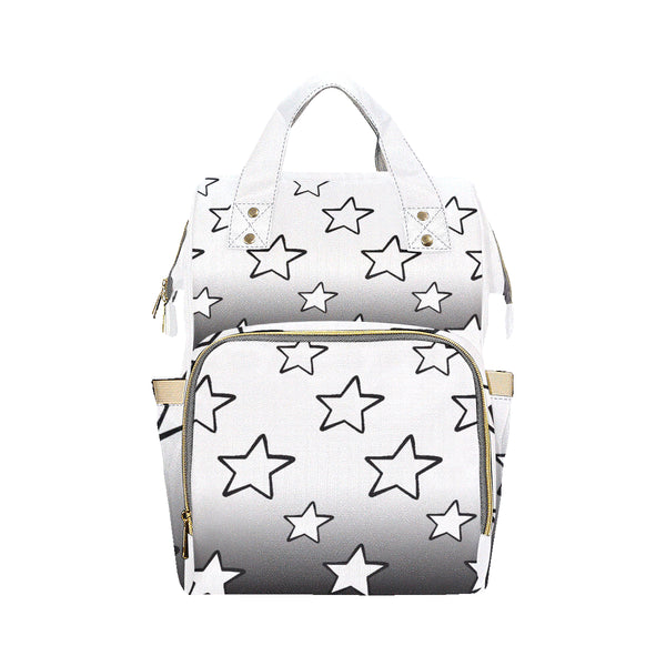 Faded Stars Chic Backpack