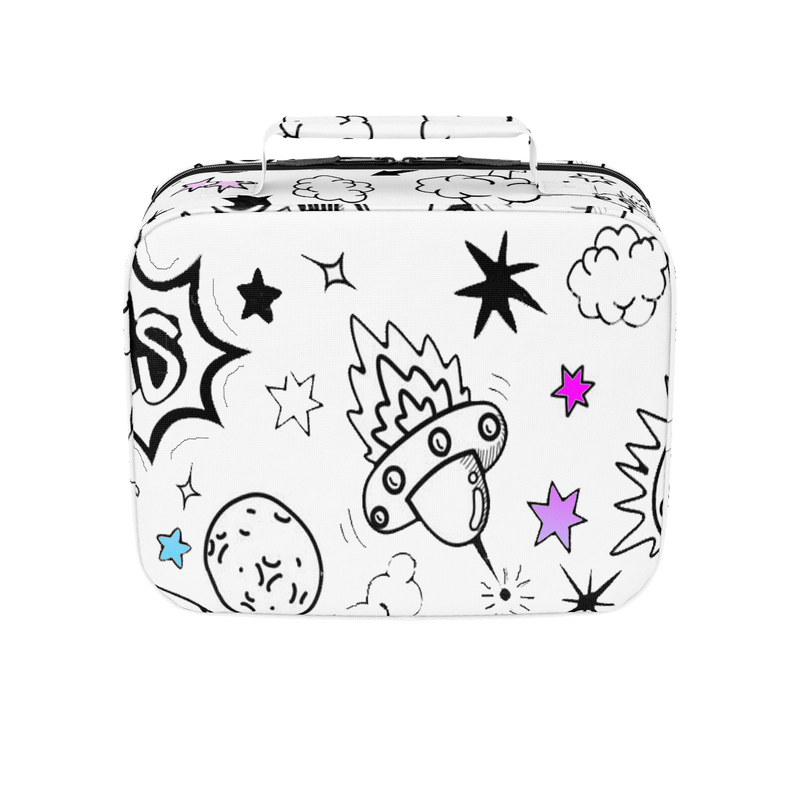 Ultra Galactic Lunchbox white-[stardust]