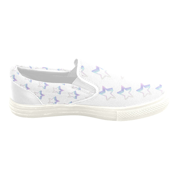 Starlight, Slip-on Canvas Shoes-[stardust]
