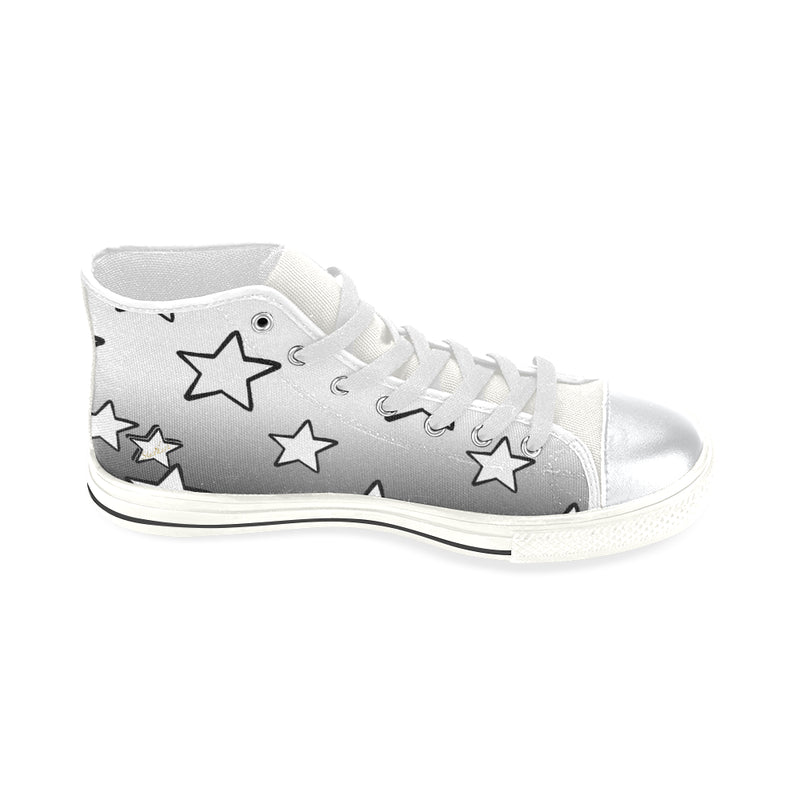 Faded Stars Lace up shoes