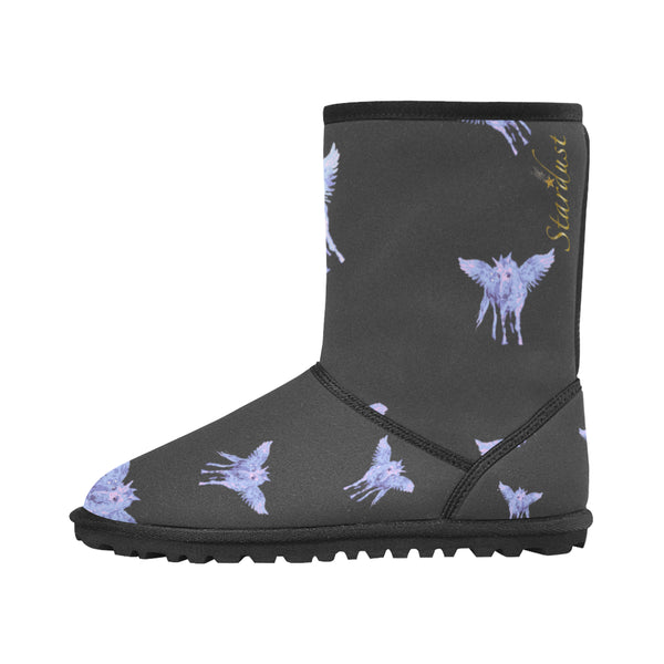 Alicorn Snow Boots-[stardust]