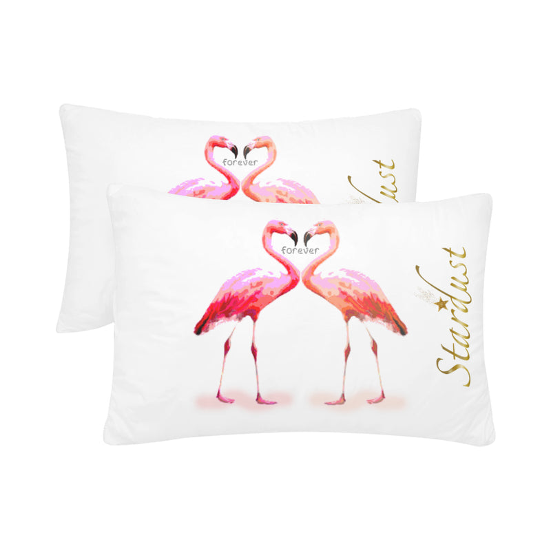 Forever Flamingo, Pillow Cases-[stardust]