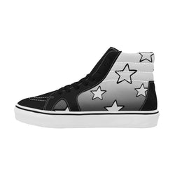 Faded Stars bulky Lace up shoes 12-14