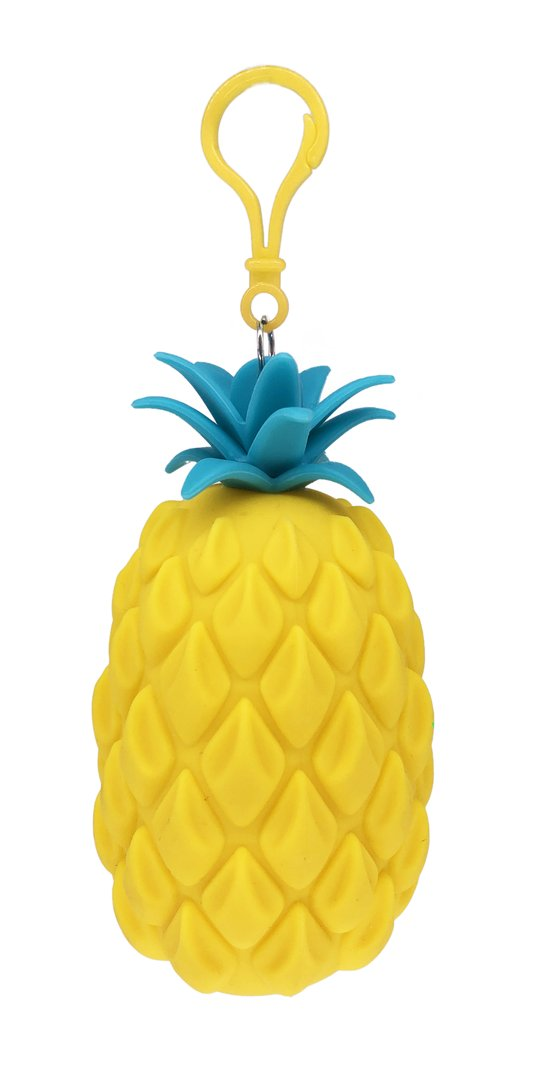 Pineapple Pouch - Yellow