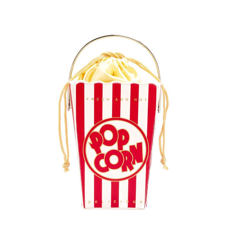 Hot Popcorn Handbag , Fresh & Hot