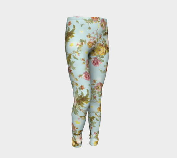 Baroque N stars , Eco friendly Leggings