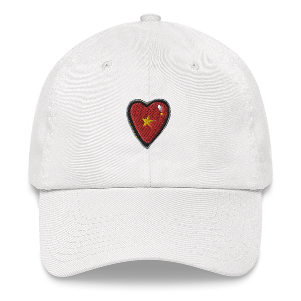 Stardust Heart Cap, 6 color variants