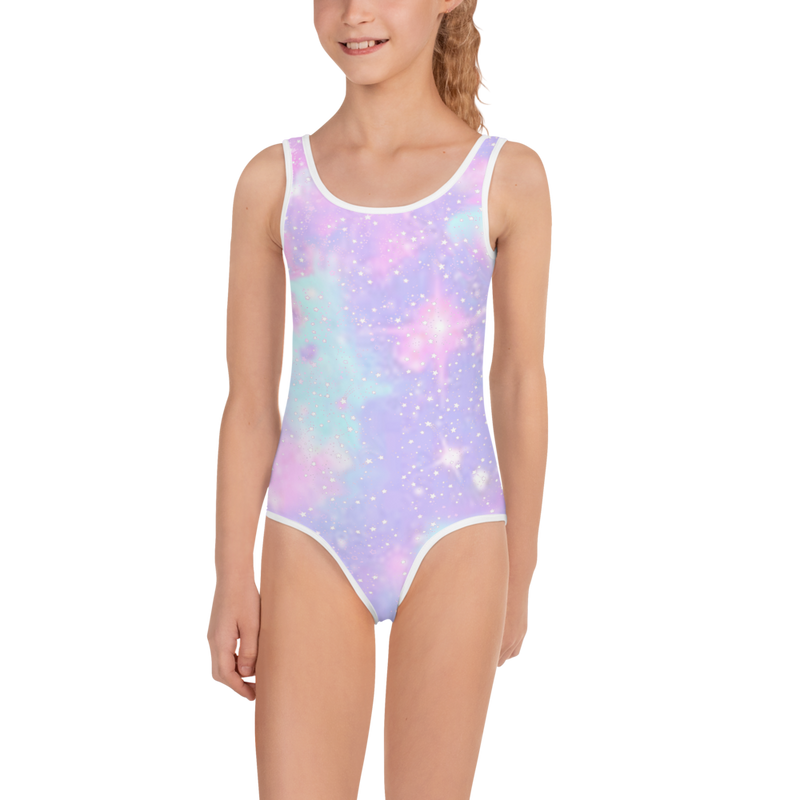 Galaxy Swimsuit-[stardust]