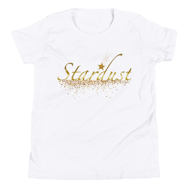 Stardust, Youth Relaxed fit, Cotton T-Shirt, in 4 color variants-[stardust]