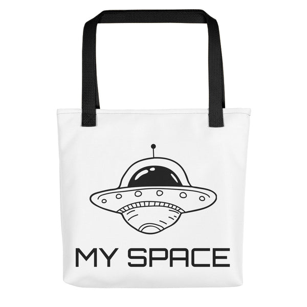 My Space ,Tote Bag-[stardust]