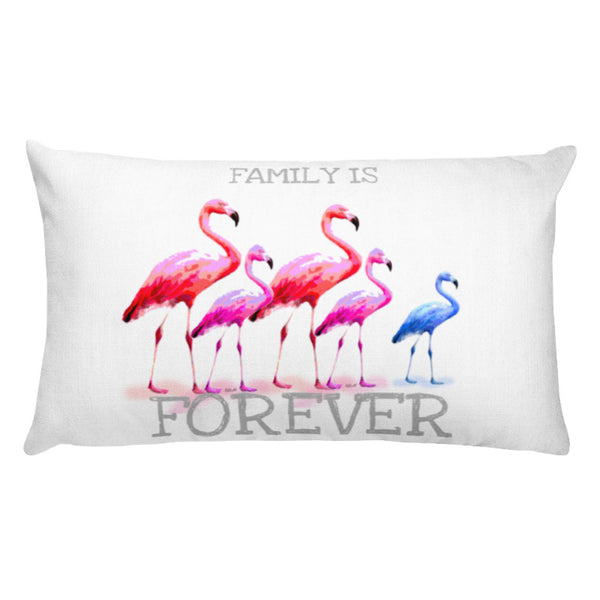 FAMILY IS FOREVER,Premium Pillow with Case-[stardust]