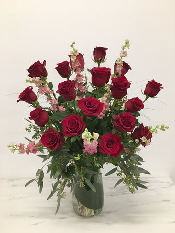 Roses: Long Stem Arrangements