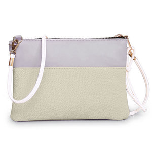 On the go crossbody bag - purse (Multiple Colors available)-Purse-Beige- Boho Chic - Free Spirit -The Poetic Soul