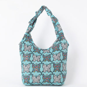 """Robin"" Messenger/Hobo Bag (3 Patterns Available)-purse-Color 1-(30cm<Max Length<50cm)- Boho Chic - Free Spirit -The Poetic Soul"