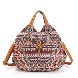 Tracie Gypsy Bag-bag -The Poetic Soul - Boho Style, Women's Clothing & Chic Accessories