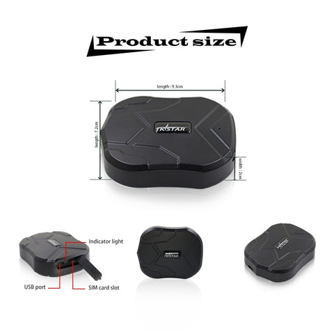 TK-Star 905 GPS Tracker - 60 day battery