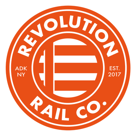 Revolution Rail Co. Online Store