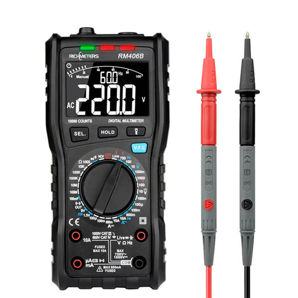 RM409B 2019 newest Multimeter Fast measuring speed